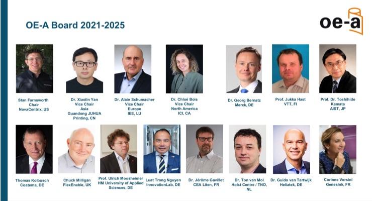 OE-A Announces New Board of Directors