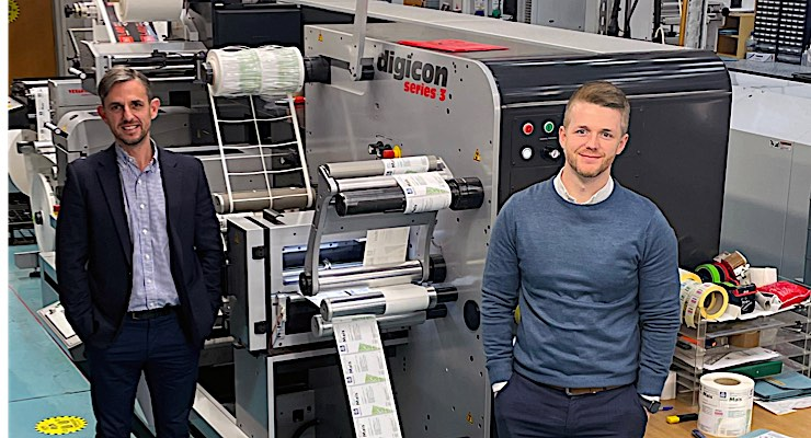Limpet Labels invests in ABG Digicon 3