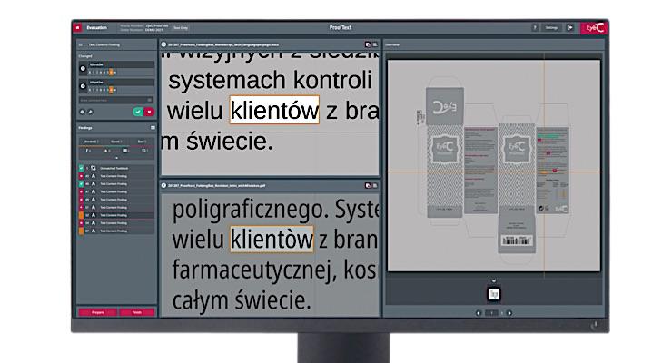 EyeC releases new artwork inspection software