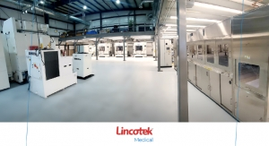 Lincotek Medical Combines Casting and Finishing Under One Roof
