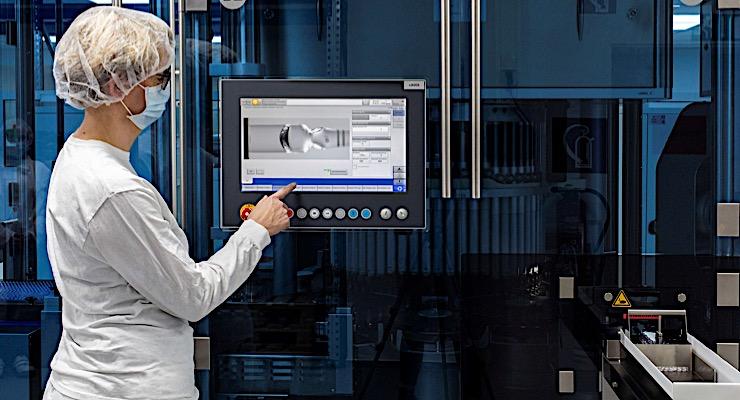 Aenova Expands Sterile Production Capacity