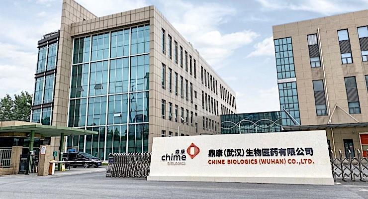 Chime Biologics Expands CDMO Capabilities