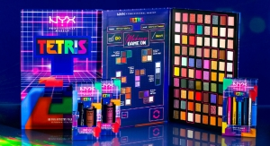 NYX Professional Makeup Partners with Tetris