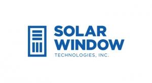 SolarWindow Doubles Power Conversion Efficiency