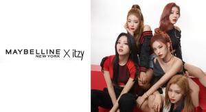 Maybelline New York Names K-Pop Band Itzy as Global Spokesmodels