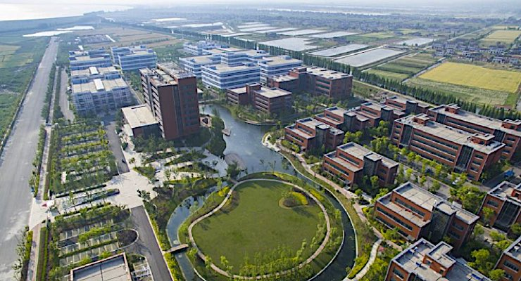 Crystec Launches New R&D Center in China