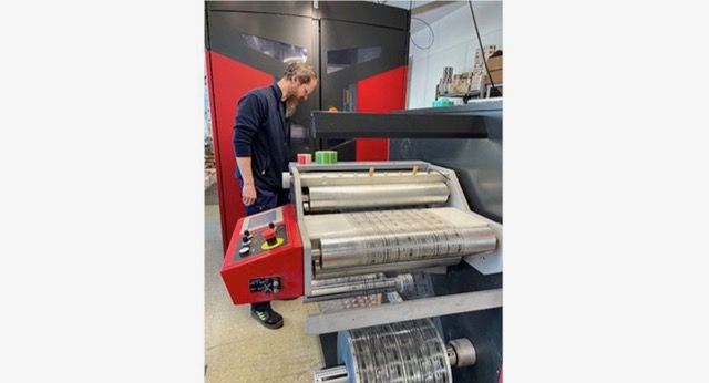 Finnish label converter invests in Xeikon