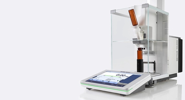 METTLER TOLEDO Launches XPR Automatic Balance