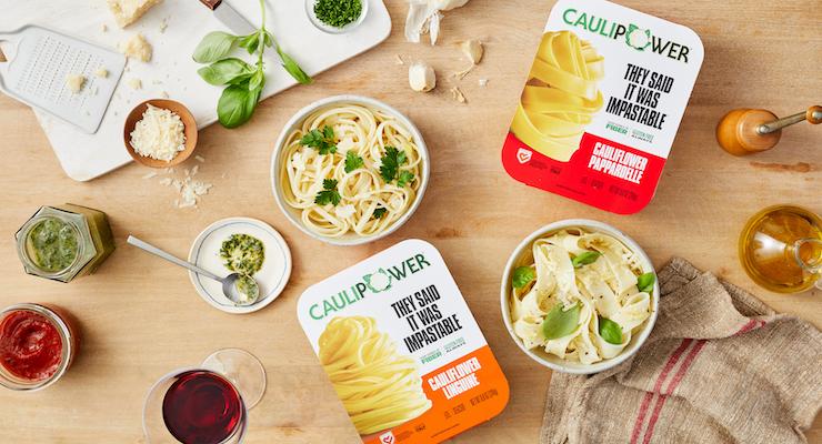 Caulipower Launches Plant-Based Pasta