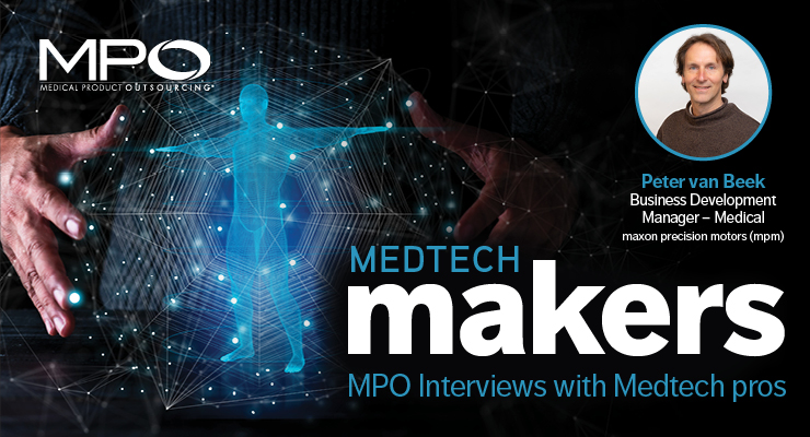 Mastering Motion for Robotic Surgical Systems—A Medtech Makers Q&A
