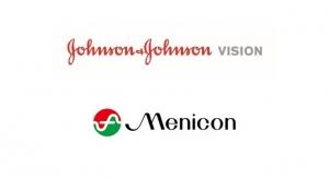 J&J Vision, Menicon Begin Myopia Contact Lens Making Partnership