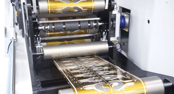 Printed and  Flexible Electronics Make Gains in 2021
