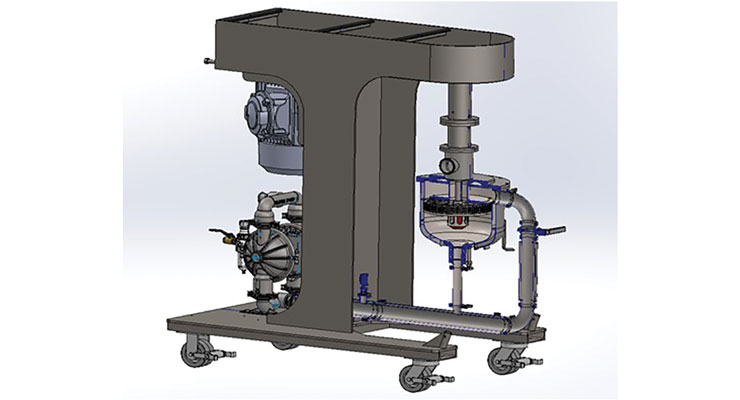 Vacuum Dispersion and Milling to Improve Speed, Quality, and Cost