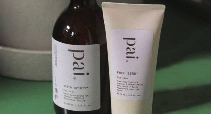 Courtin-Clarins Family Invests in Pai Skincare