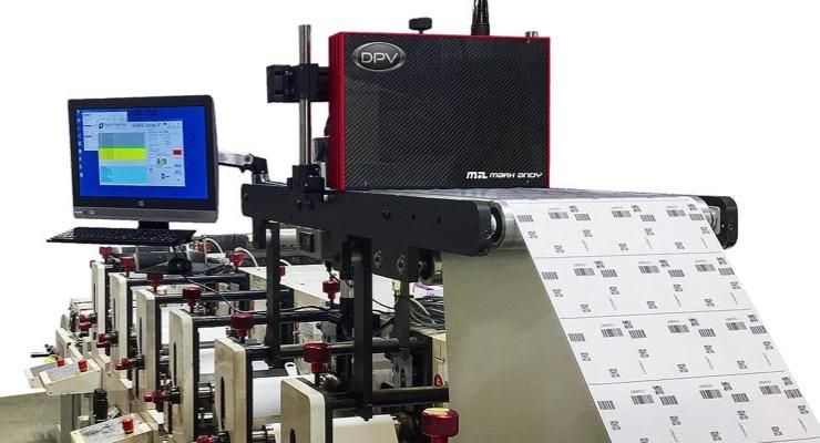 Mark Andy launches monochrome digital print bar