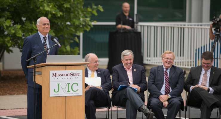 Brewer Science Contributes to Missouri State University Foundation