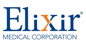 Elixir Medical Begins Study of Metallic Implant for CAD Treatment