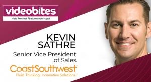 Videobite: Coast Southwest Introduces Kisolite BMP