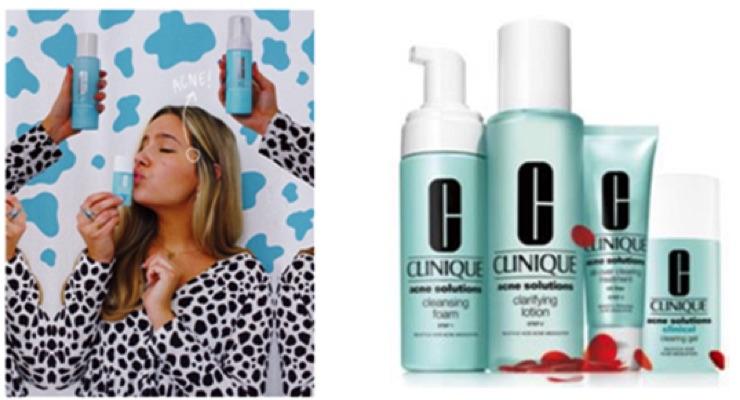 Clinique's #ZitHappens TikTok Challenge Celebrates 'Skin Positivity'