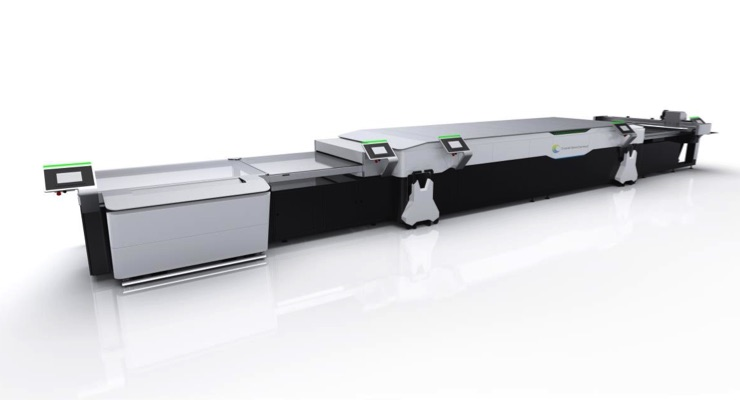 Esko and Asahi unveil CrystalCleanConnect flexo platemaker