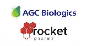 AGC Biologics Expands Partnership with Rocket Pharmaceuticals