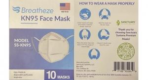 Sanctuary Systems Launches Breatheze SS-KN95 Masks