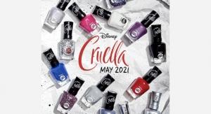 Sally Hansen Collaborates with Disney for Cruella Gel Nail Collection