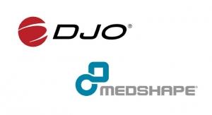 DJO Acquires MedShape Inc.