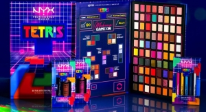 Totally Rad! NYX Adds 80s Video Game Eyeshadow Palette