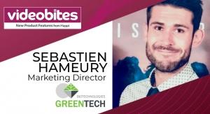 Videobite: Greentech Unveils Circalys