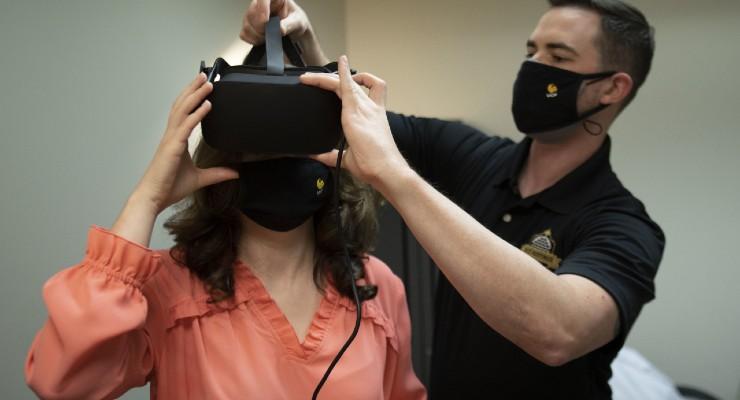 UCF-Developed PTSD Virtual Reality Tech Enters Trials