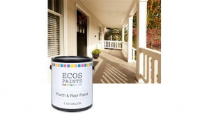 Summer Patio Makeovers from Eco-friendly ECOS Paints