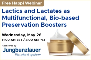 Lactics and Lactates as Multifunctional, Bio-based Preservation Boosters