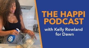 The Happi Podcast: Celebrity Kelly Rowland Shares Why She Loves Dawn Powerwash Dish Spray