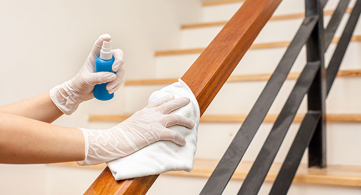 Home Cleaning Trends  Post-COVID-19