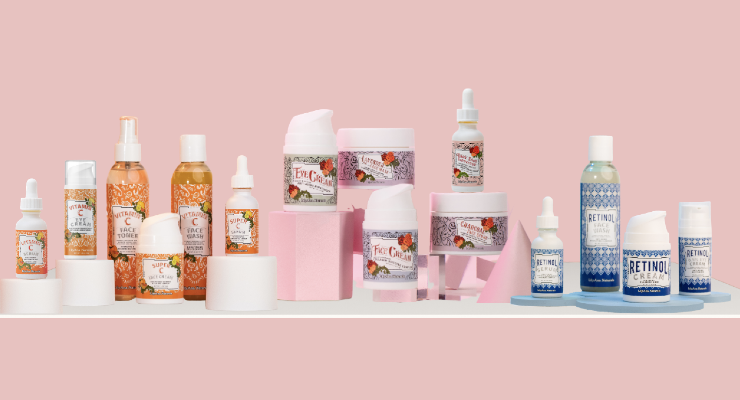 Clean Beauty Brand LilyAna Naturals Launches New Vegan Skin Care