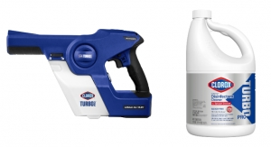 CloroxPro Launches TurboPro Electrostatic Sprayer