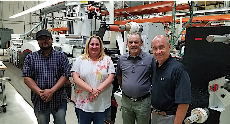 Resource Label Group acquires Cypress MultiGraphics