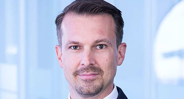 BASF: Frank Naber New Head of Automotive OEM Coatings Solutions EMEA Business Unit