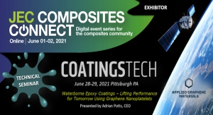 Applied Graphene Materials Showcasing Latest Technology at Industry Events