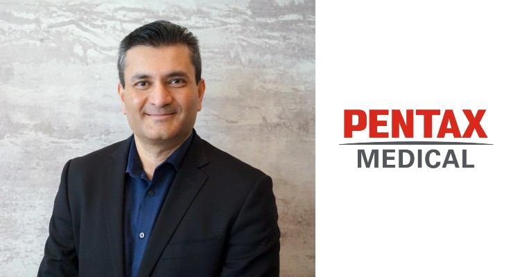 PENTAX Appoints Former Philips VP Ojas A. Buch as President, Americas