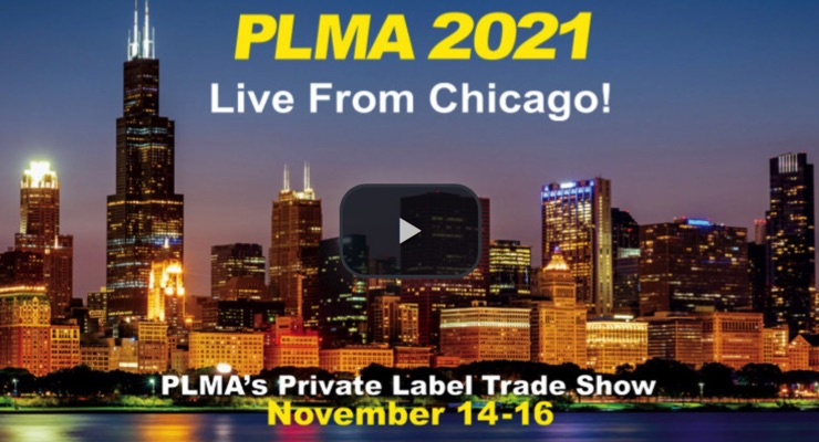 Private Label Industry Returns to Chicago for PLMA Live!