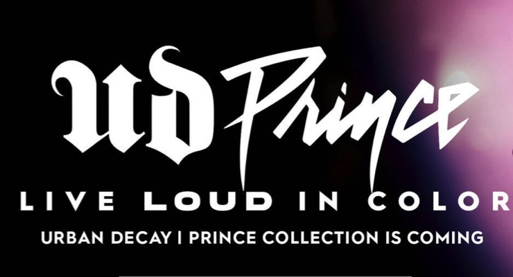 Urban Decay Creates Prince Capsule Collection