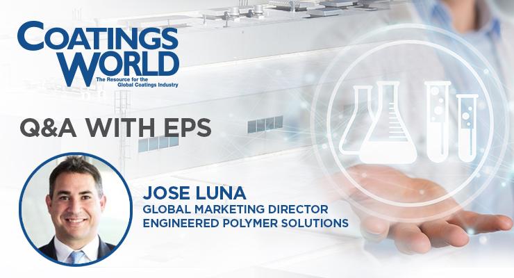 A Coatings World Q&A: EPS