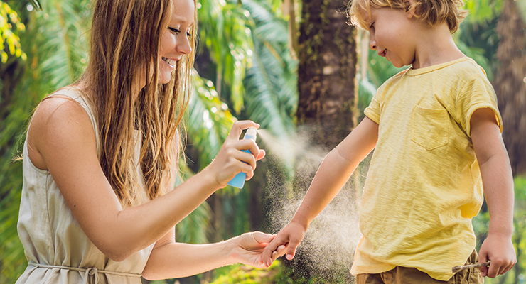 Natural Bug Sprays & Repellents Rise in Demand