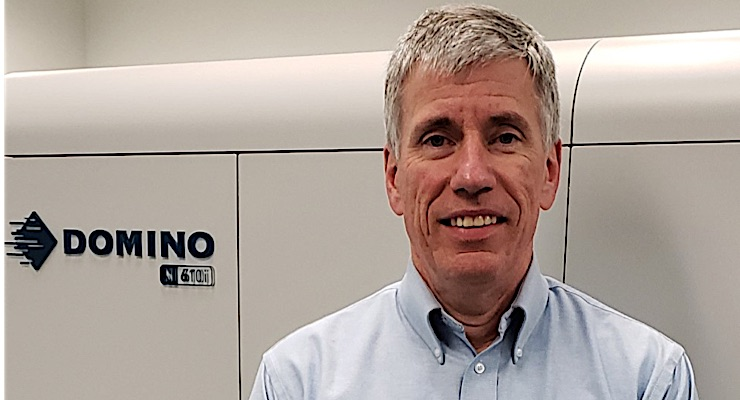 Domino delivers continuous improvement strategy to foster success