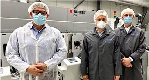 German converter invests in new Bobst Master M6 inline press