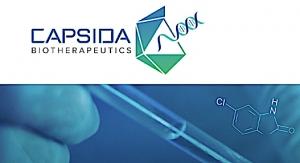 Capsida Biotherapeutics Appoints CMO