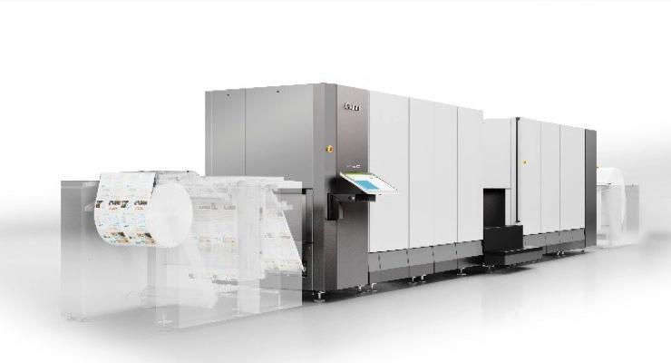 Canon Launches ColorStream 8000 Web Fed Inkjet Printer