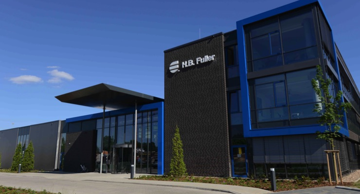 H.B. Fuller achieves Food Safety System Certification in Germany